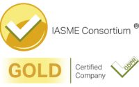 IASME gold certified
